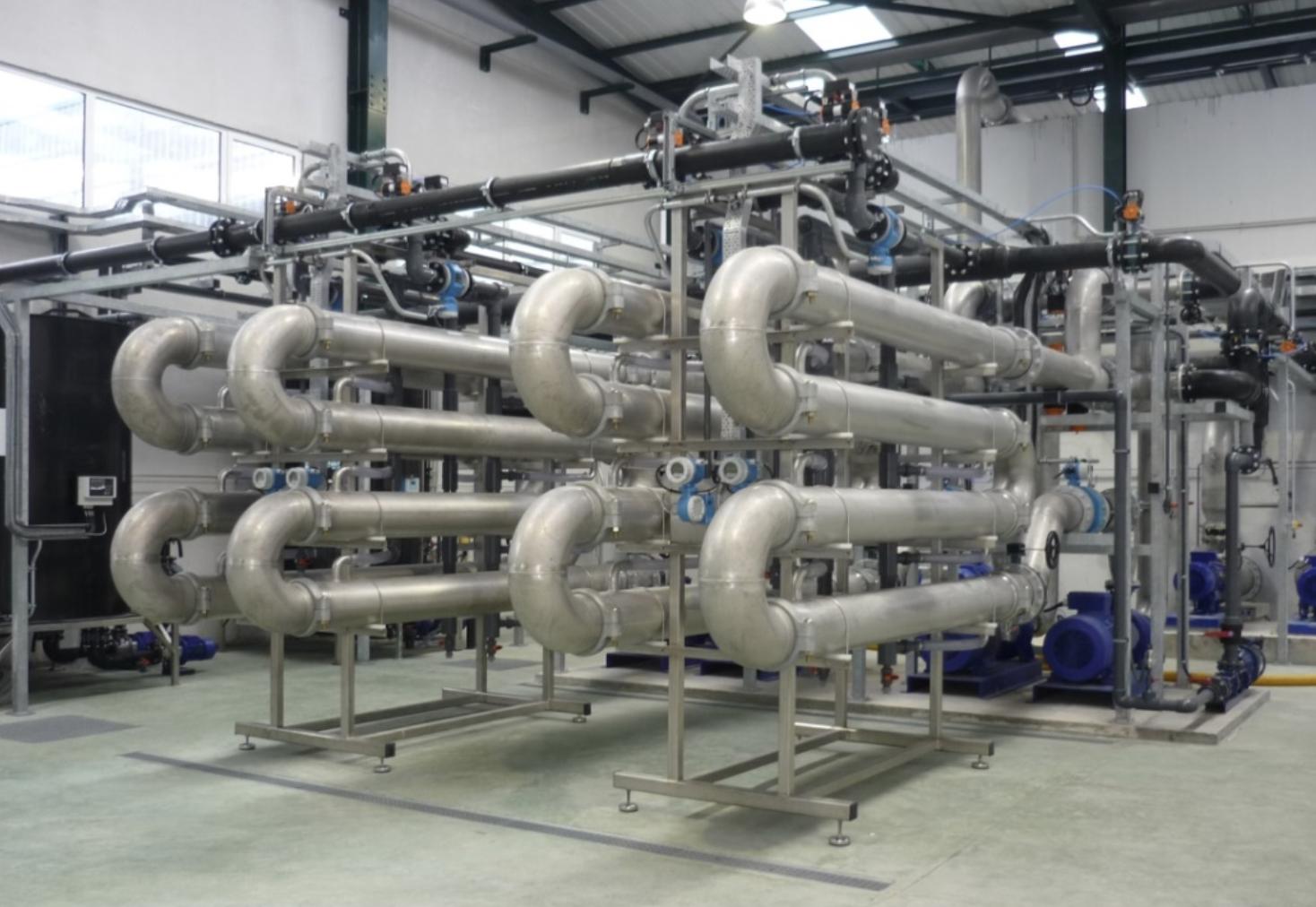 Tipos de ensuciamiento en membranas de ultrafiltración tipo cross flow en el tratamiento de lixiviado de vertedero y aguas industriales de alta carga